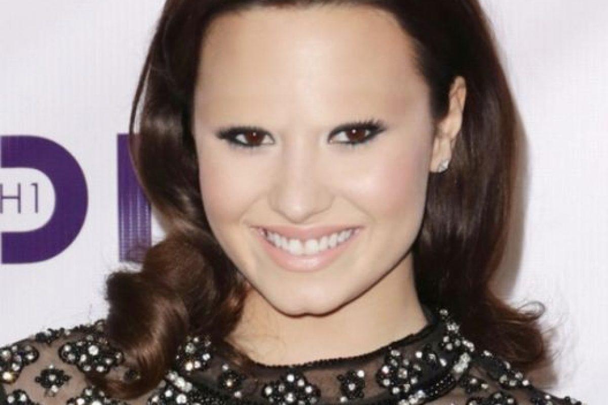Demi Lovato Foto:Vía StarsWithoutEyebrows / Tumblr. Imagen Por: