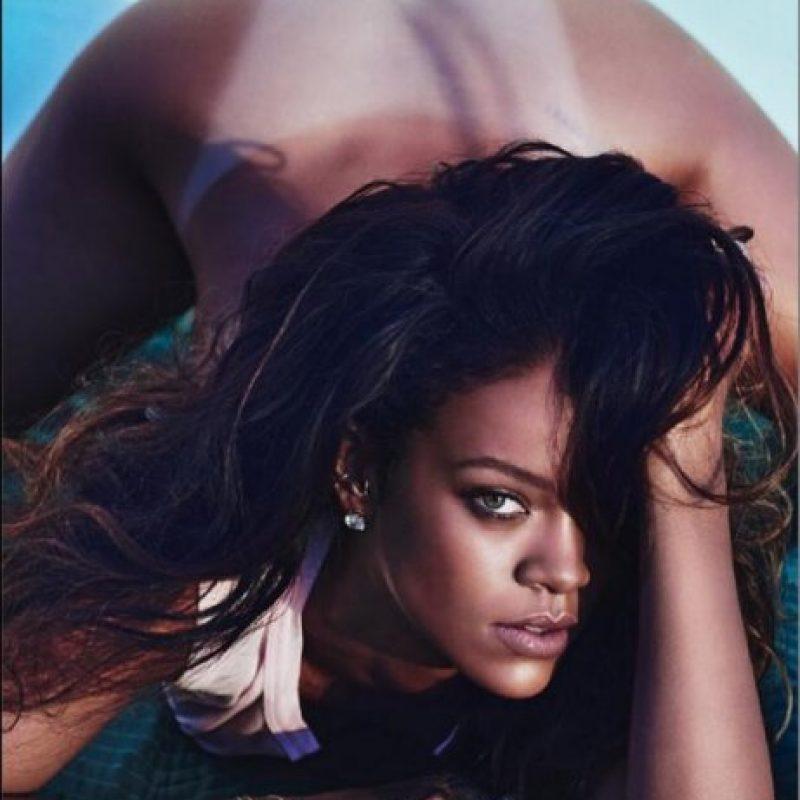 . Imagen Por: Twitter @Rihanna