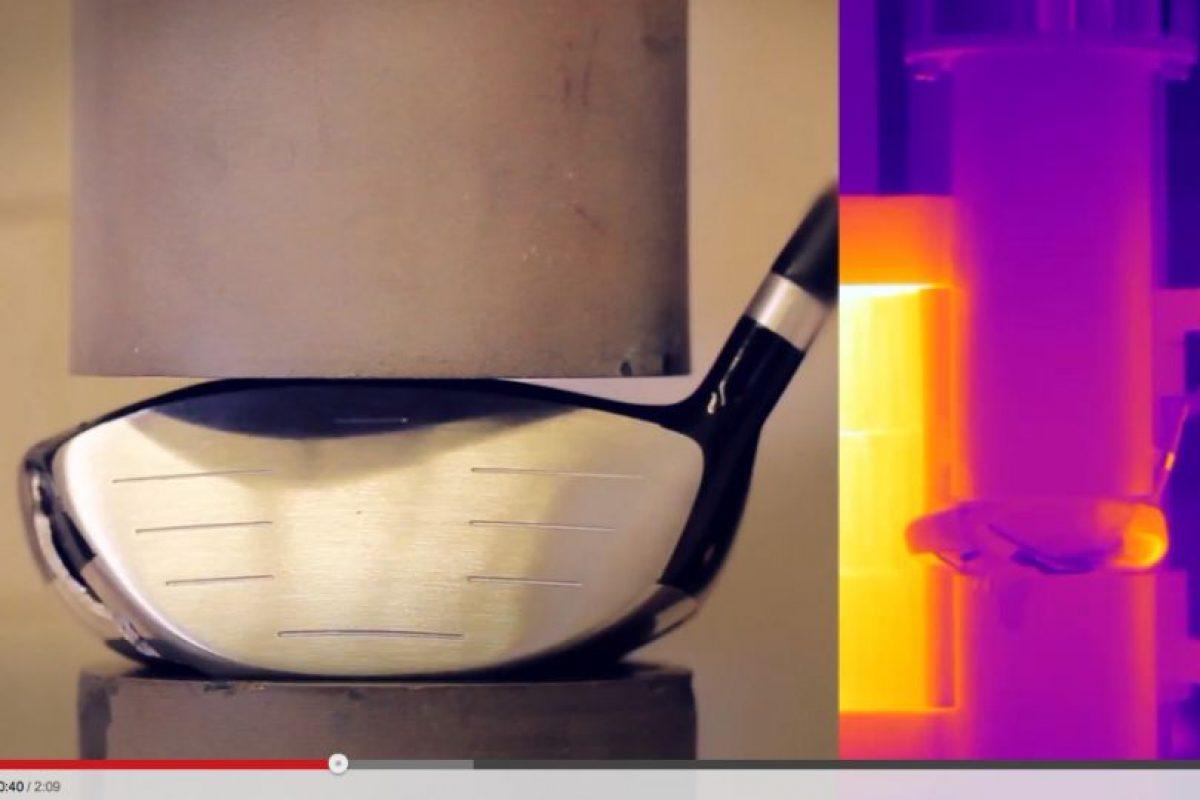 El objetivo es aprender de la destrucción de materiales para hacerlos más fuertes Foto:YouTube Captura. Imagen Por:
