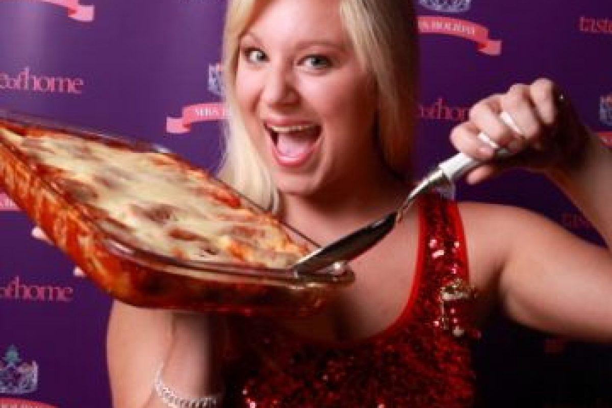 Lasagna Foto:Getty Images. Imagen Por: