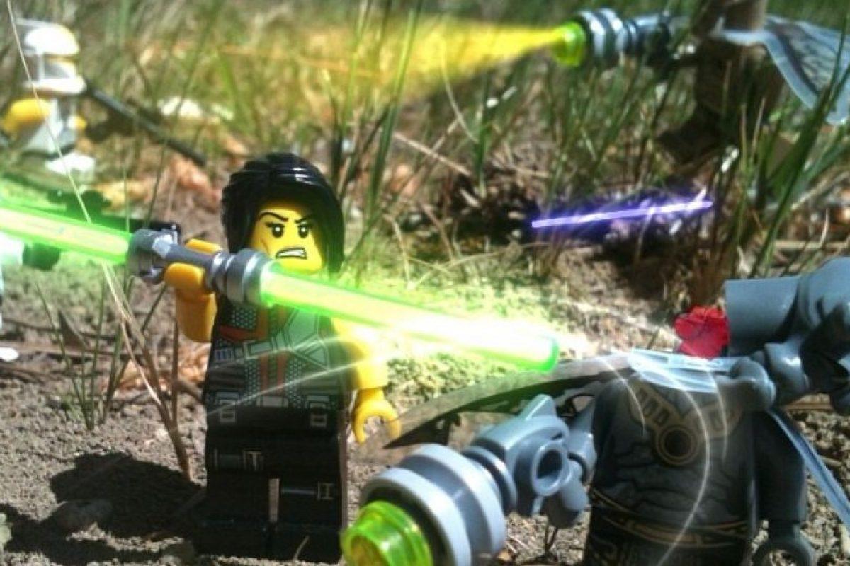 Por los sables láser de Star Wars Foto:Tumbrl. Imagen Por:
