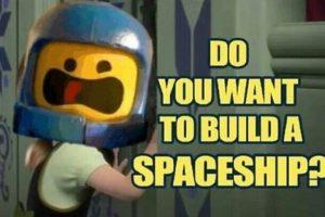 Por que puedes construir una nave espacial Foto:Tumbrl. Imagen Por: