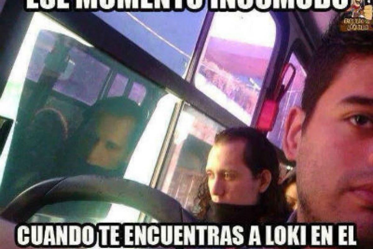 Los Memes se disfrutan más en pantalla grande Foto:Twitpic.com. Imagen Por: