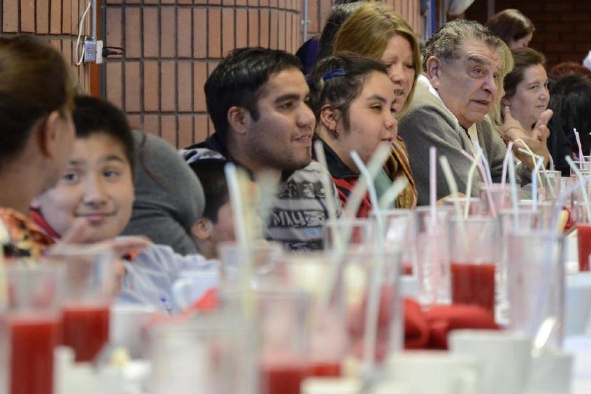 Foto:Gentileza Teletón. Imagen Por: