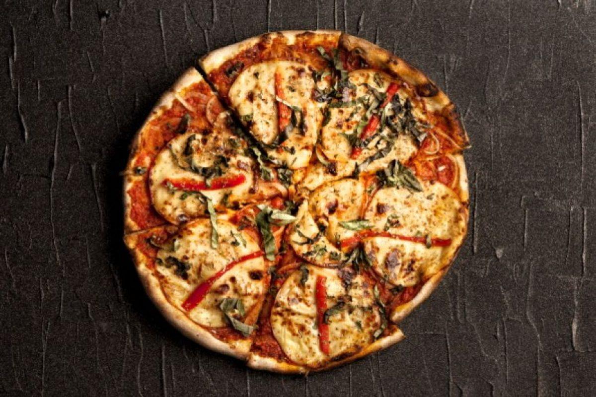 Pizza Foto:Getty Images. Imagen Por: