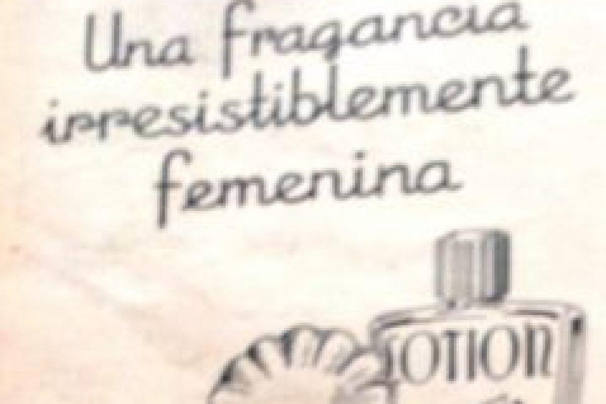 Es curioso este anuncio de perfume, de la marca Bourjois, ya que enfatiza grandemente en su correcta pronunciación.. Imagen Por: