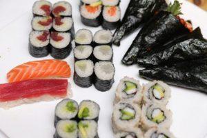 Sushi Foto:Getty Images. Imagen Por: