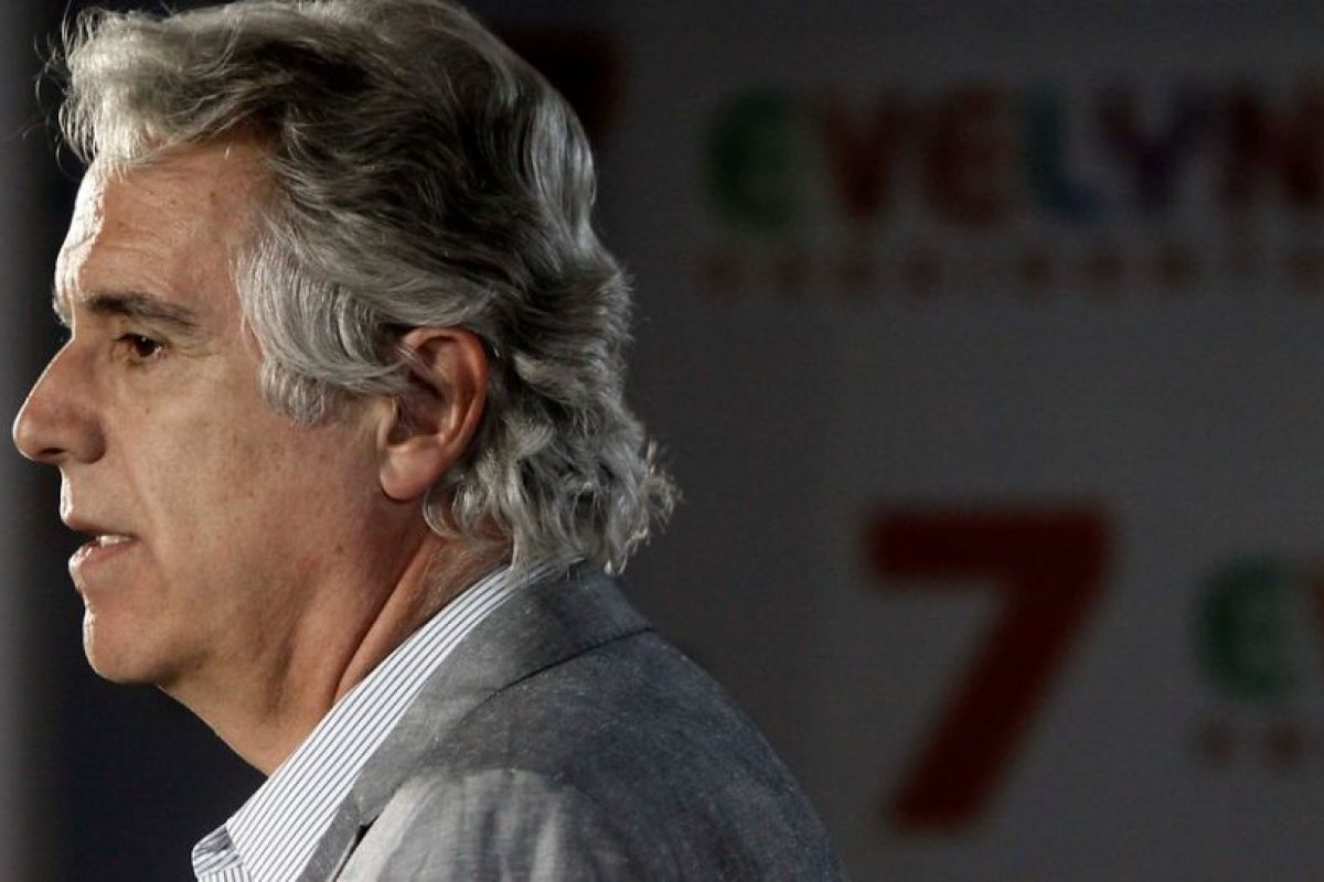 Ex Ministro de Trasportes de Sebastián Piñera. Imagen Por: