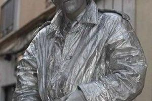 Estatuas humanas un arte callejero Foto:antidepresivo.net. Imagen Por: