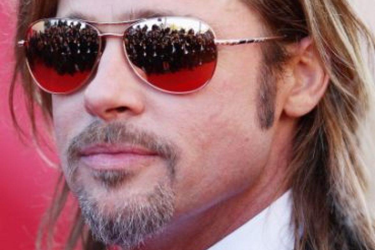 El actor Brad Pitt le fue infiel varias veces a Jennifer Aniston. Foto:Getty Images. Imagen Por: