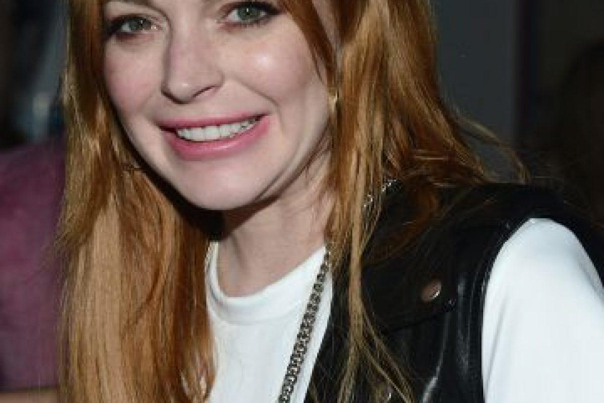 Foto Lindsay Lohan Comparte Selfie Topless  Publimetro Chile-1425