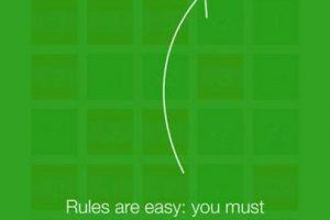 ¿Cómo funciona? consiste en combinar los números de colores para llegar al objetivo, trazando líneas rectas y realizar operaciones matemáticas que ahí nos pide. Foto:CalQ. Imagen Por: