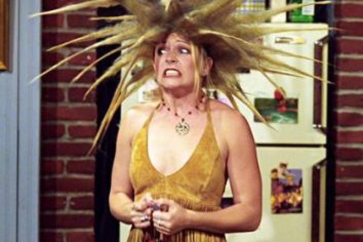 Sabrina la bruja adolescente Foto:Facebook. Imagen Por: