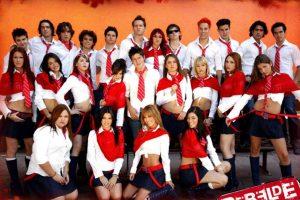 RBD. Foto: Polonia-RBD. Imagen Por: