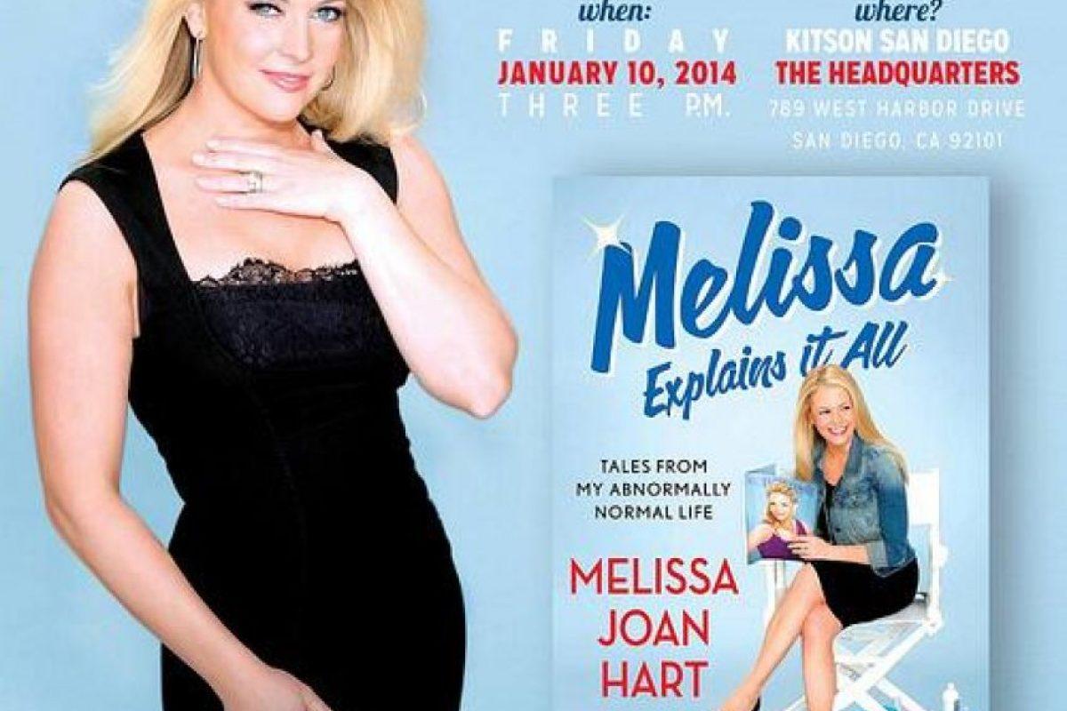 Melissa lo explica todo Foto:Twitter. Imagen Por: