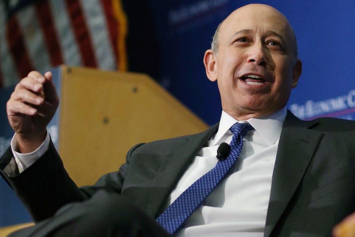 Loyd Blankfein – CEO de Goldman Sachs Group Foto:getty images. Imagen Por: