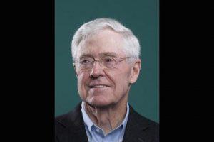 Charles Koch – CEO de Koch Industries Foto:Forbes. Imagen Por: