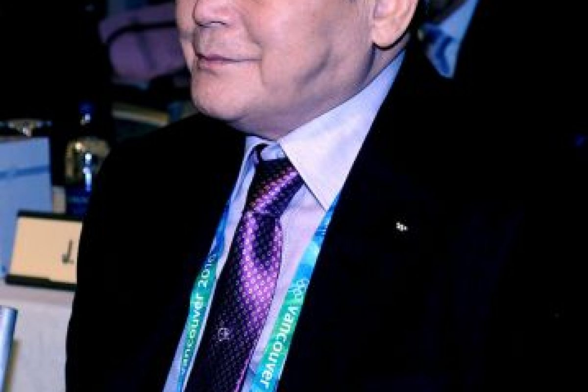 Lee Kun -Hee – Presidente Samsun Grupo Foto:getty images. Imagen Por: