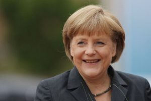 1. Angela Merkel, canciller alemana Foto:Getty Images. Imagen Por: