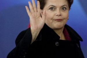 4. Dilma Rousseff. Presidenta de Brasil Foto:Getty Images. Imagen Por:
