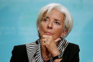 5. Christine Lagarde. Directora gerente del Fondo Monetario Internacional Foto:Getty Images. Imagen Por:
