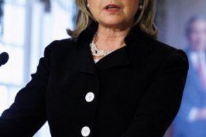 6. Hillary Clinton. Ex senadora y ex secretaria de estado en los Estados Unidos. Foto:Getty Images. Imagen Por: