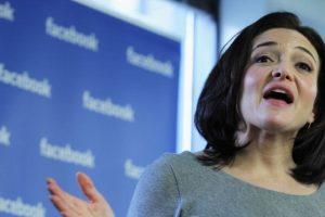 9. Sheryl Sandberg. Directora operativa en Facebook Foto:Getty Images. Imagen Por: