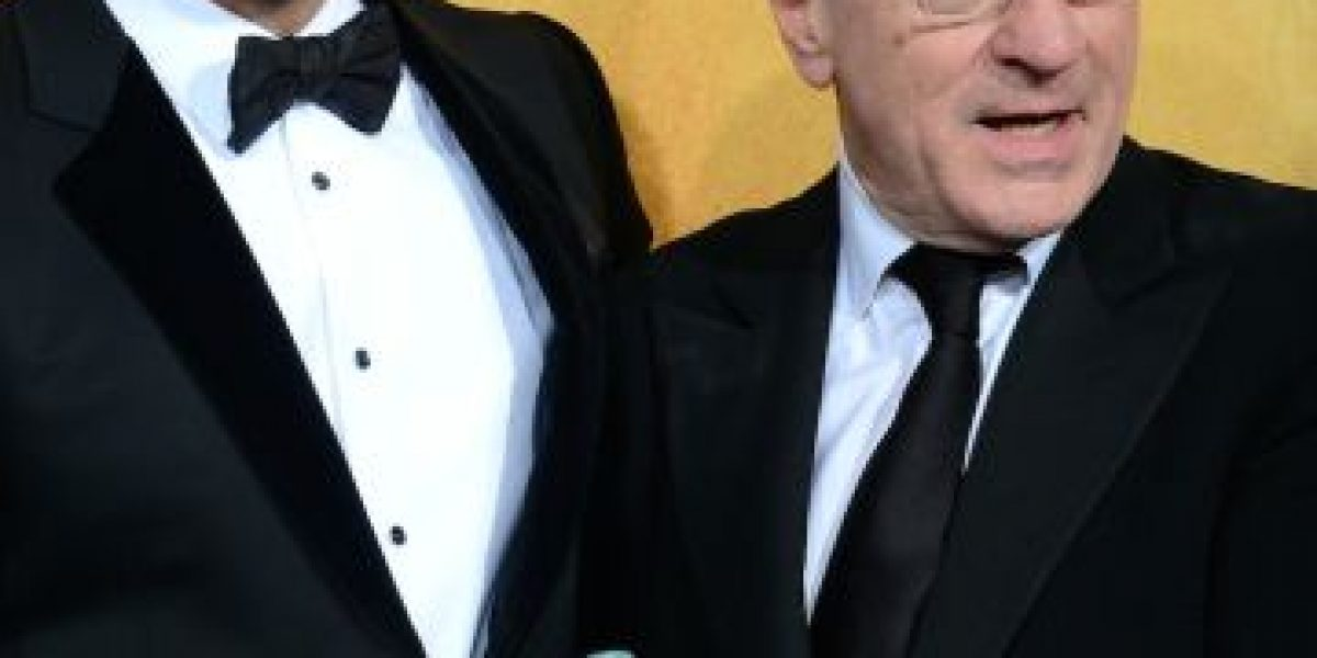 Robert De Niro revela que su padre era homosexual