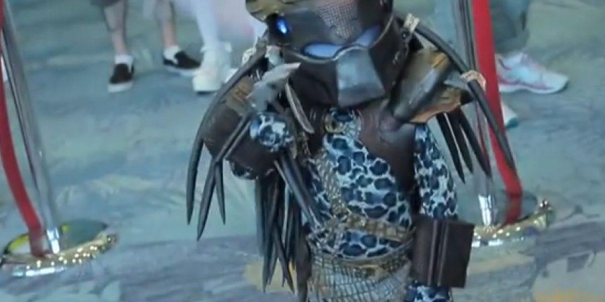 Video: Causa sensación el cosplay