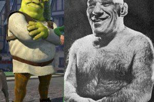 Shrek Foto:Facebook. Imagen Por:
