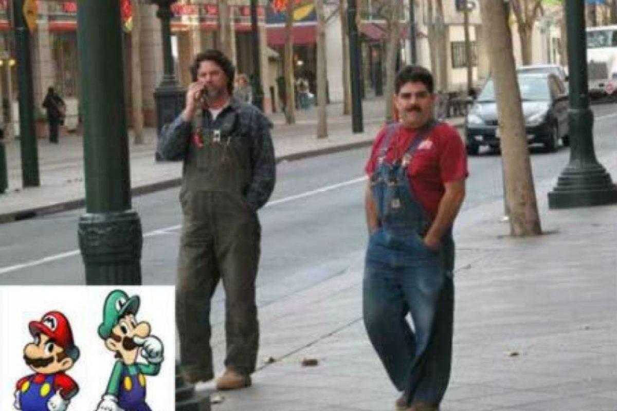 Mario Bros y Luigi Foto:Tumblr!. Imagen Por: