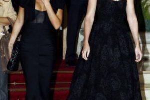 7. Victoria Beckham y Katie Holmes Foto:Getty Images. Imagen Por: