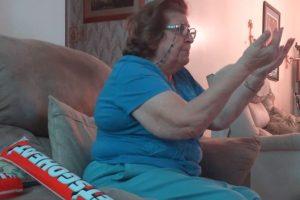 Foto:Youtube: Heat Fan Grandma. Imagen Por: