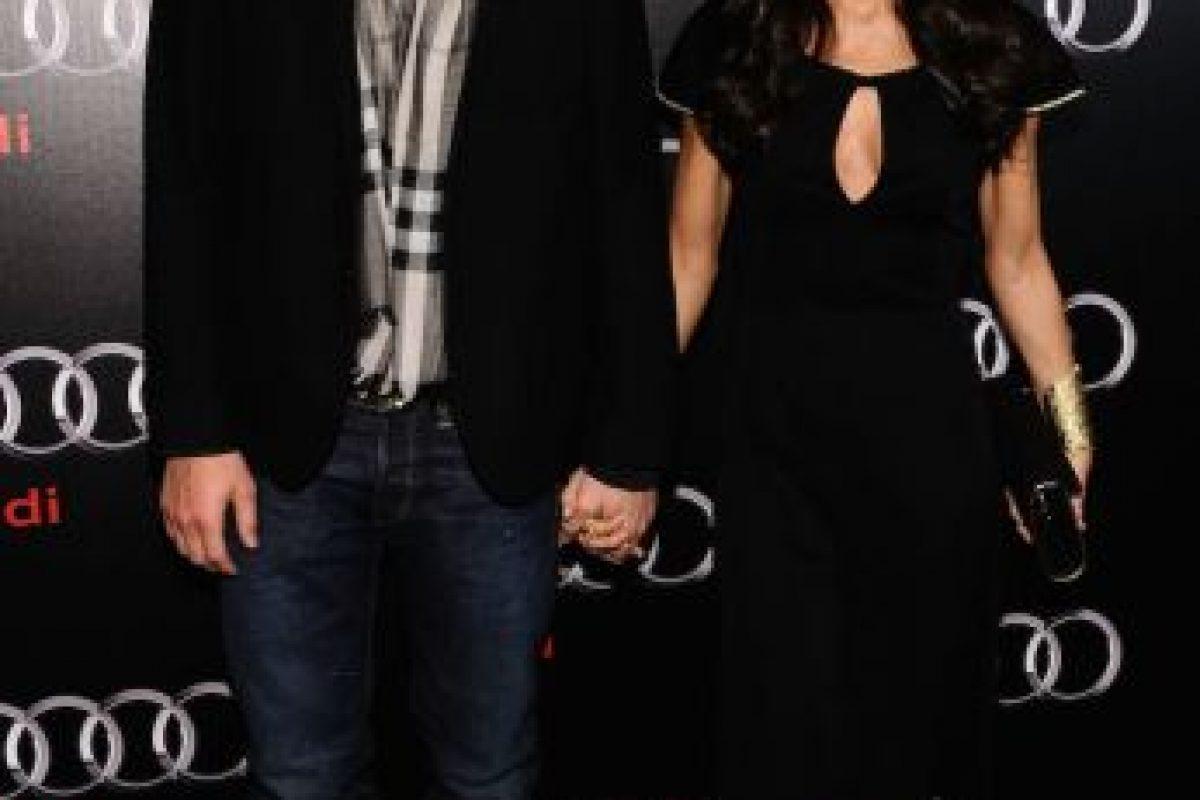 Su relación con Ashton Kutcher fue larga y famosa por la diferencia de 15 años entre las dos estrellas. Foto:Getty. Imagen Por: