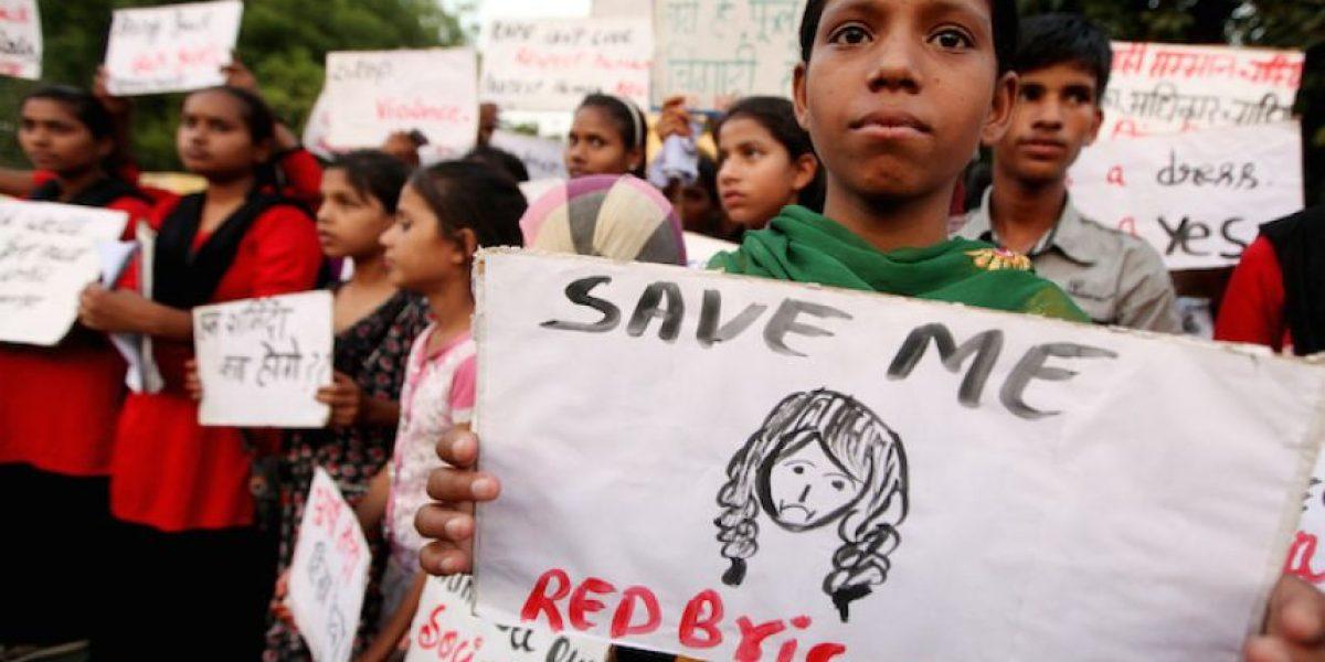 Fotos: Indignación por violación y ahorcamiento de dos adolescentes indias
