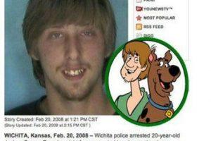 Shaggy de Scooby-Doo Foto:antidepresivo.net. Imagen Por:
