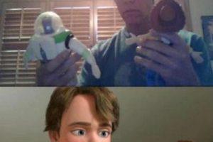 Andy de Toy Story 3 Foto:Tumblr!. Imagen Por: