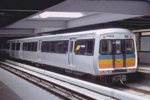 Sucedió en los trenes Marta, de Atlanta. Foto: Gawker.. Imagen Por: