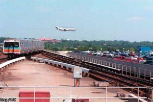 Trenes MARTA, de Atlanta. Foto: Getty. Imagen Por: