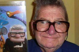 Mr Fredicksen de Up, una aventura de altura Foto:Facebook. Imagen Por: