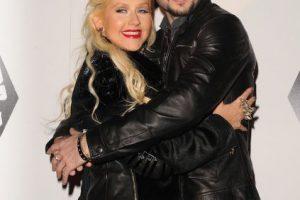 Meses después de divorciarse de su marido, Aguilera, de 33 años, comenzó una relación con Matt Rutler, de 27. Foto:Getty. Imagen Por: