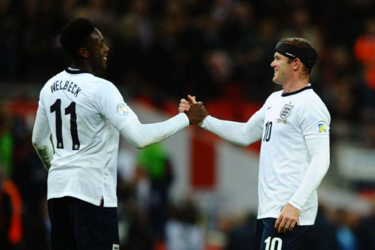 Inglaterra Foto:Getty Images. Imagen Por: