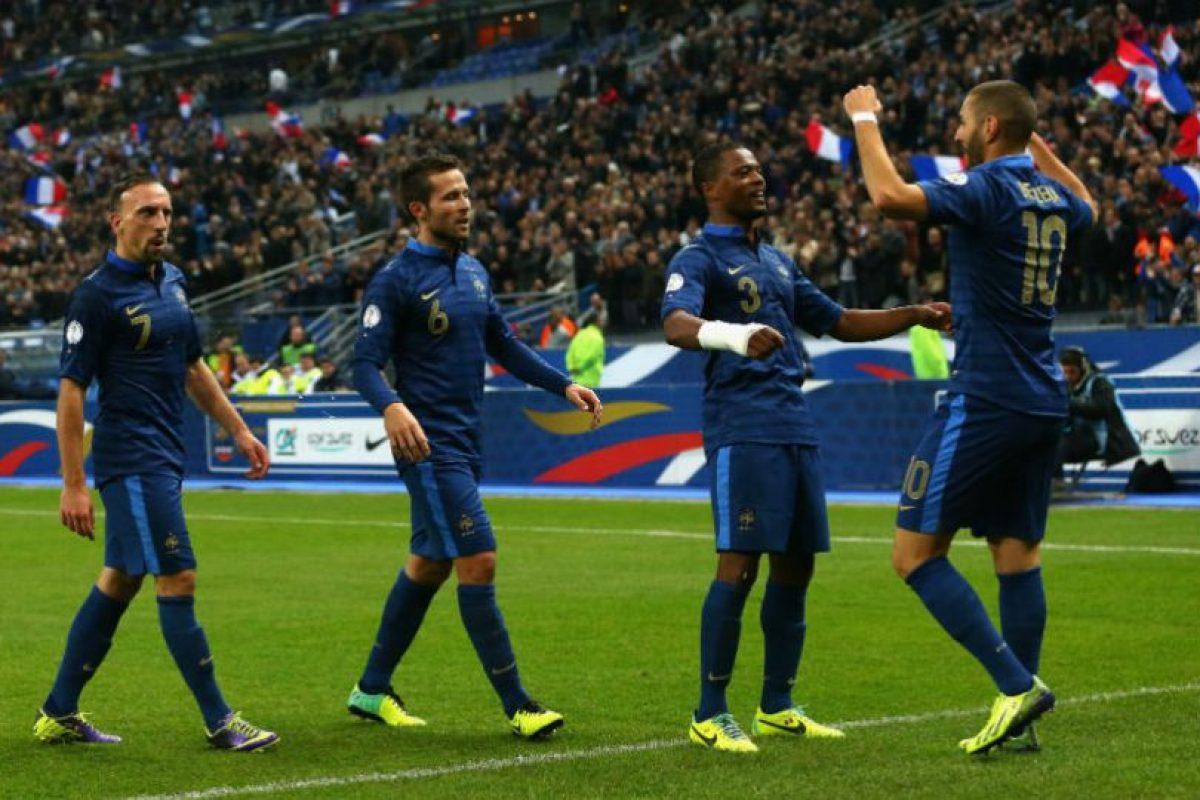 El timonel Didier Deschamps le dio la confianza a sus jugadores al afirmar que no tienen prohibido nada Foto:Getty Images. Imagen Por: