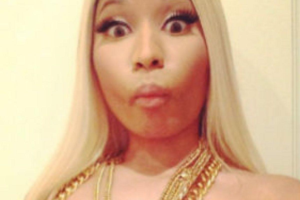 Nicki Minaj Foto:Instagram. Imagen Por: