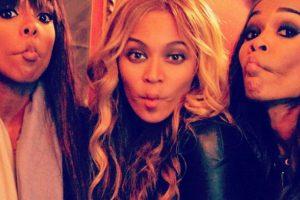 Beyonce, Kelly y Michelle Foto:Instagram. Imagen Por: