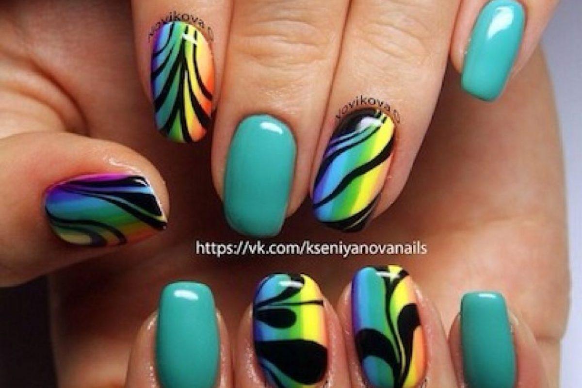Foto:Instagram kseniyanova_nails. Imagen Por: