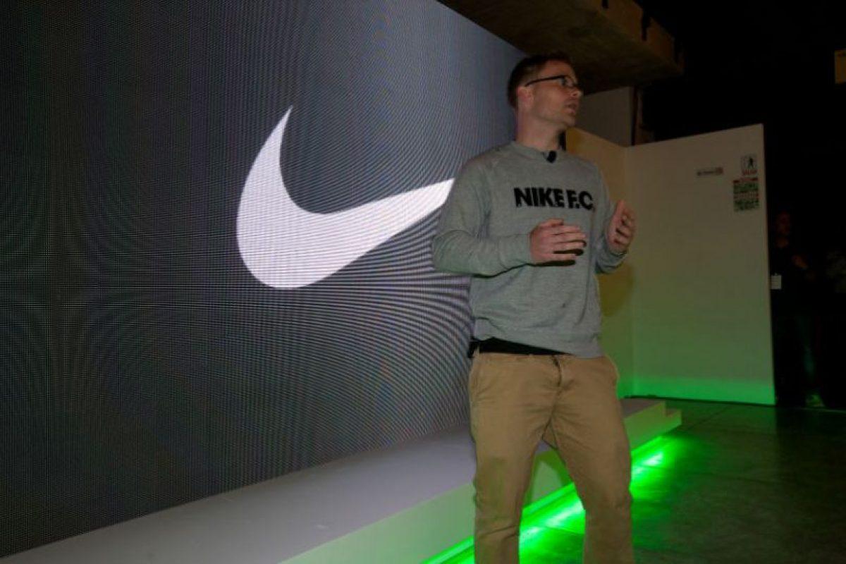 Foto:Nike. Imagen Por: