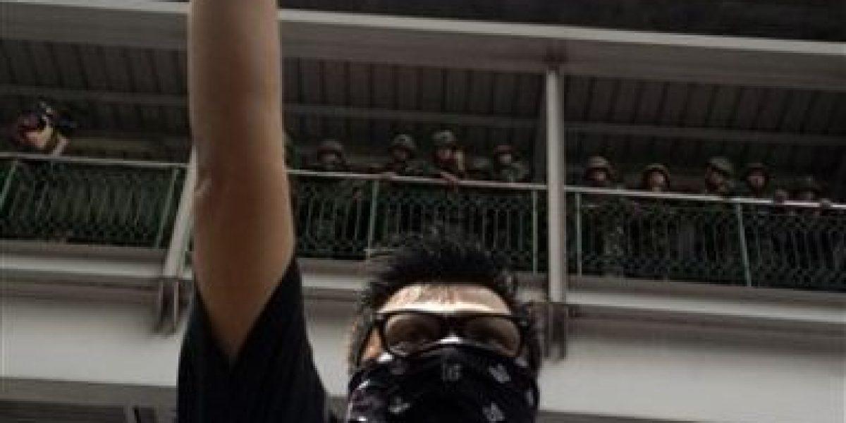 Fotos Arrestaran En Tailandia A Quien Haga Senal De Los Juegos Del