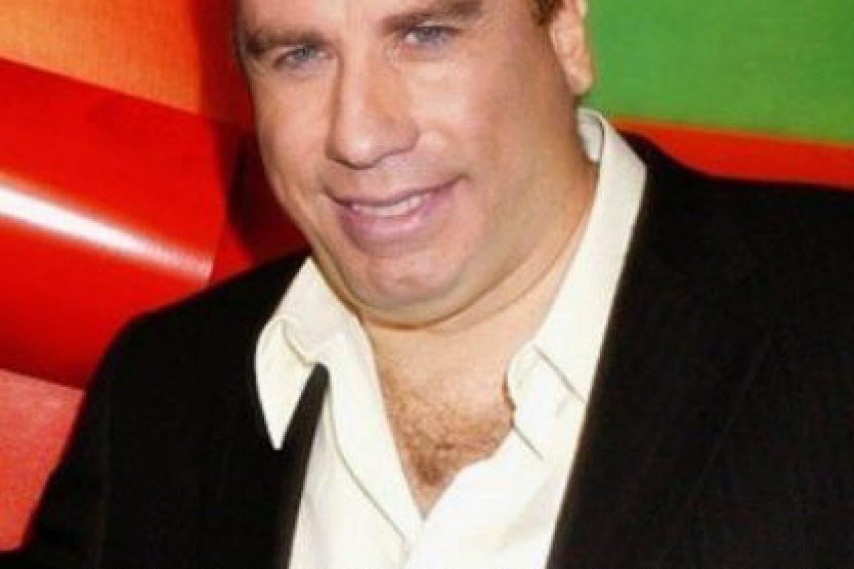 John Travolta Foto:Facebook/Planet Hiltron. Imagen Por: