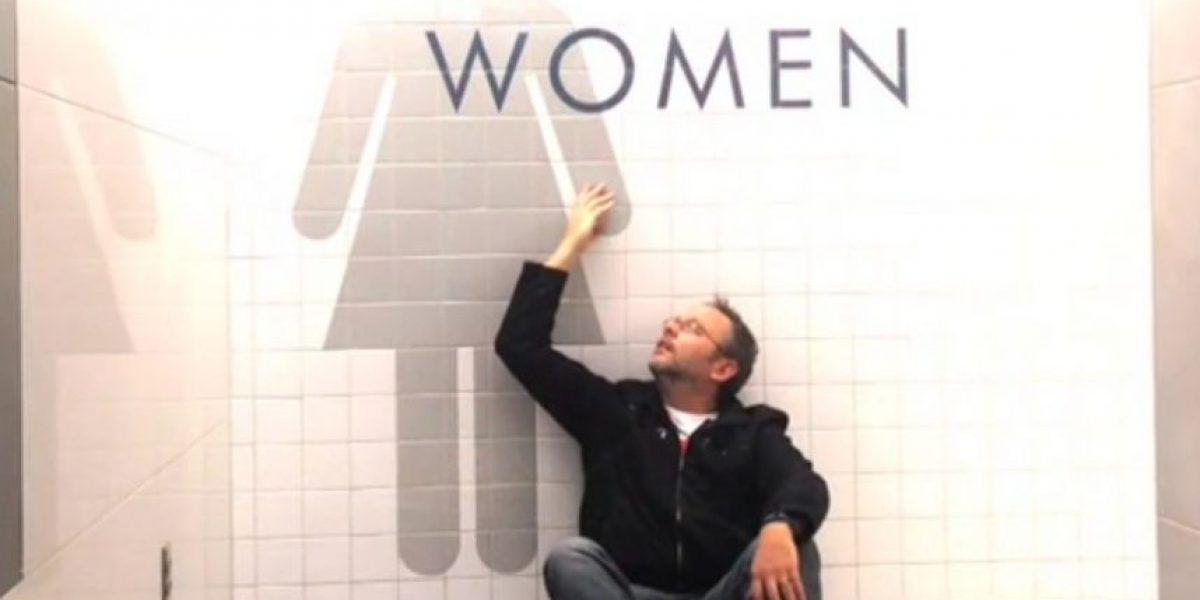 VIDEO: Se aburrió en un aeropuerto y creó un increíble video musical